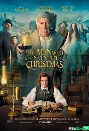 Phim Người Phát Minh Ra Giáng Sinh - The Man Who Invented Christmas (2017)