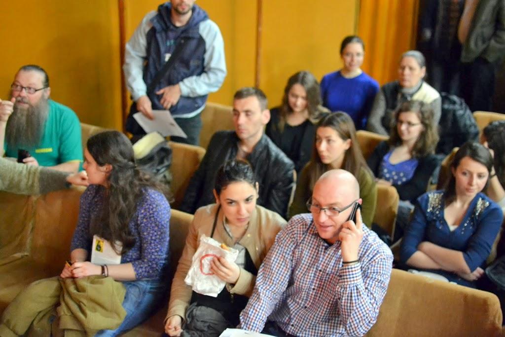 015 Avva Justin Parvu si Sfintii inchisorilor (Teatrul Luceafarul, Iasi, 2014.03.19)