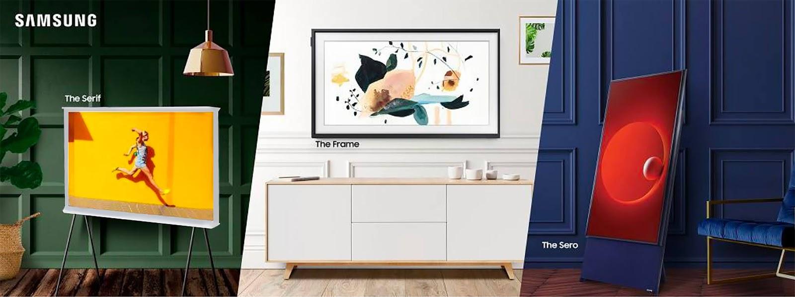 Samsung ผสานศิลปะและนวัตกรรม ผ่าน Samsung Lifestyle TV 2020 โมเดิร์นโฮมเอนเตอร์เทนเมนต์ที่ตอบโจทย์ทุกรูปแบบคอนเทนต์