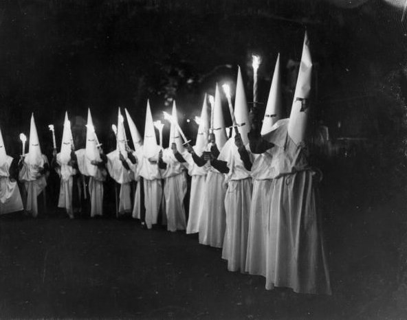 The Democratic Party and the KKK: yesterday, today, and tomorrow