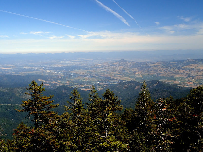 Wagner Butte Rogue Valley Oregon