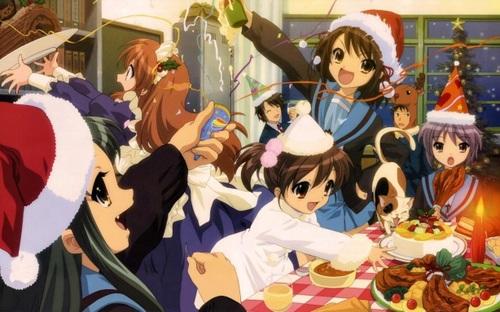 Melancholy of Haruhi Suzumiya