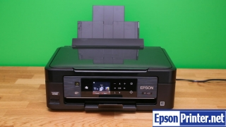 How to reset Epson XP-111 printer