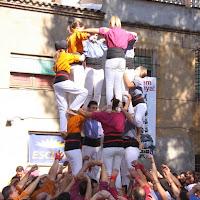 XII Trobada de Colles de lEix, Lleida 19-09-10 - 20100919_108_assaig_4d7_Colles_Eix_Actuacio.JPG