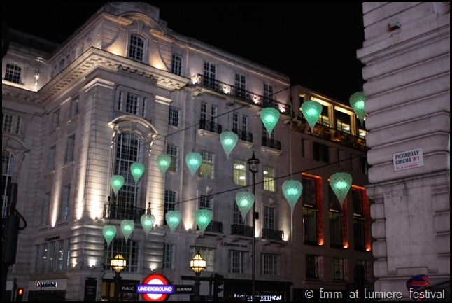 Lights on Picadilly