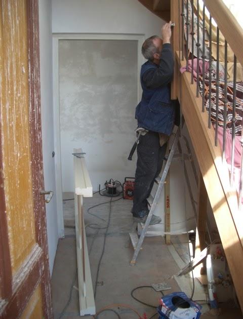 Vlierdenseweg 190 kozijn plaatsen voor wc onder de trap for Plaatsen trap