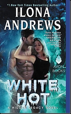 White Hot  (Hidden Legacy #2) by Ilona Andrews