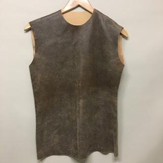 Balenciaga Leather Top
