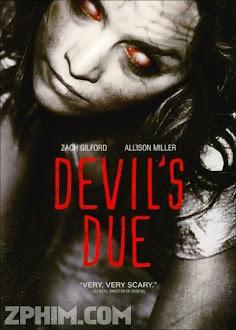 Món Nợ Của Quỷ - Devil's Due (2014) Poster