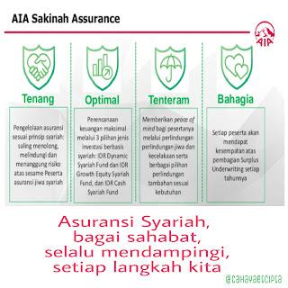 AIA Sakinah Assurance