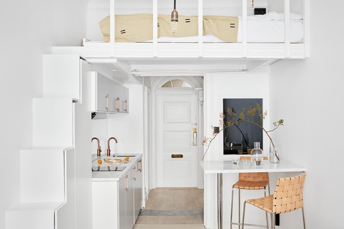 Could You Live in Under 200 Square Feet?