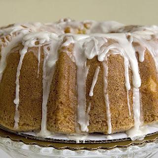 7-Up Pound Cake.