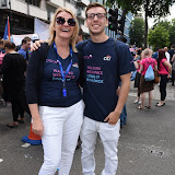 OIC - ENTSIMAGES.COM - Carolanne Minashi at the Pride in London Parade  27th June 2015 Photo Mobis Photos/OIC 0203 174 1069