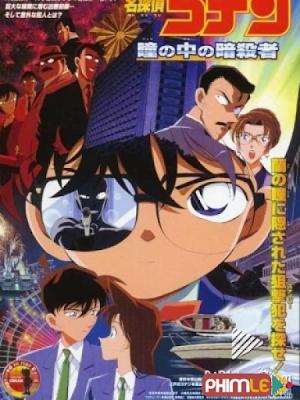 Phim Thủ Phạm Trong Đôi Mắt - Detective Conan: Captured In Her Eyes (2000)