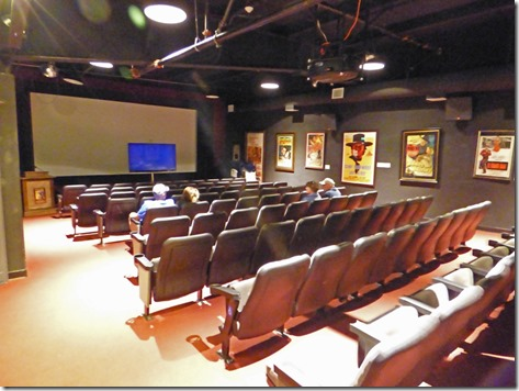 Movie Theater, Museum of Western Film History, Lone Pine CA