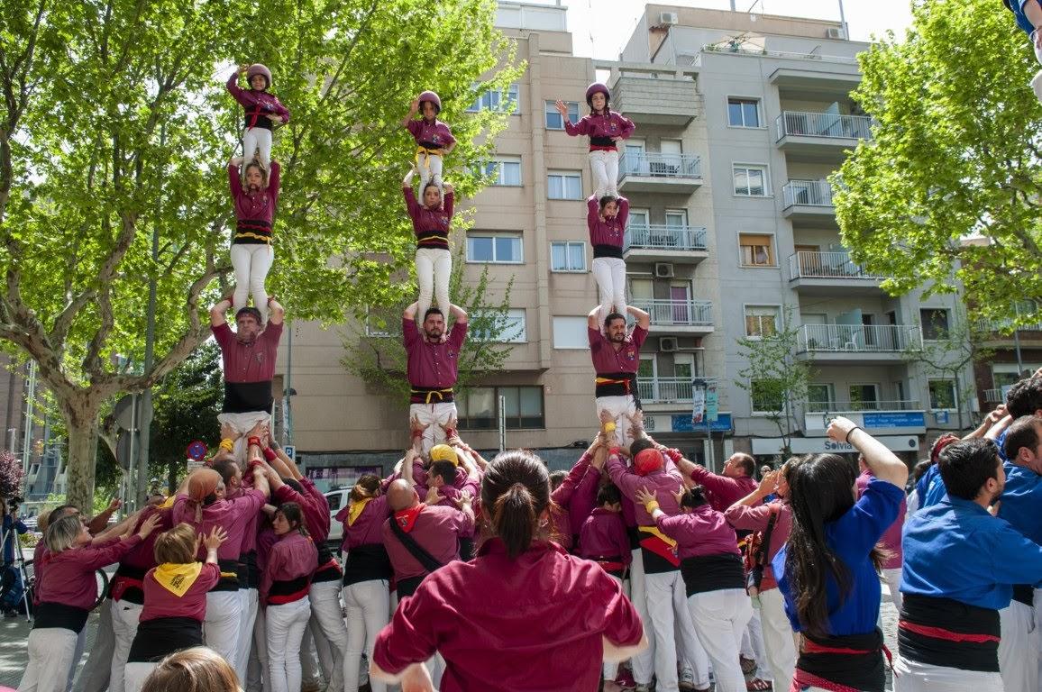 Actuació de Sant Jordi (Esplugues de Llobregat)  22-04-2018 - _DSC1710A_castellers .jpg