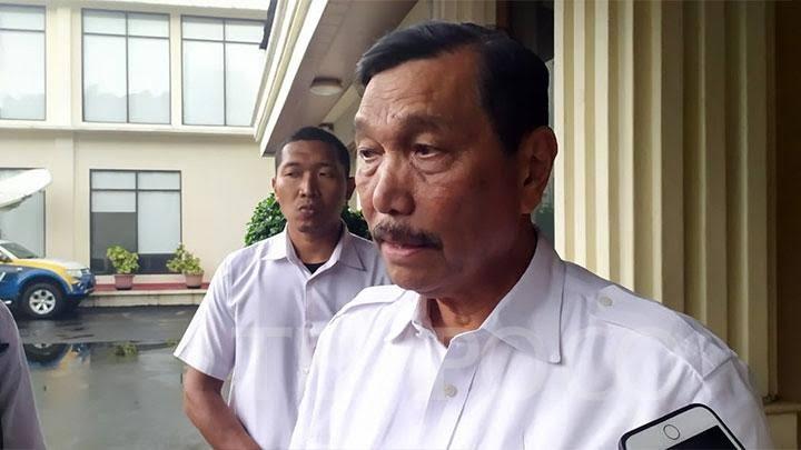Luhut Enggan Jadi Menteri Setelah 2024