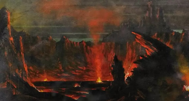 The Citizen Of Pompeii Had No Clue What Their Volcano Was