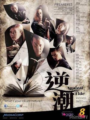 Phim Đánh Mất Lương Tri - Against The Tide (2014)
