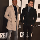 OIC - ENTSIMAGES.COM - James DeGale and Mark Wright at the  Creed - UK film premiere at the Empire Leicester Sq London 12th January 2016 Photo Mobis Photos/OIC 0203 174 1069