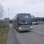 Mercedes Tourismo van Vreugde Tours