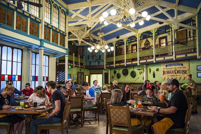 How to Eat Well at Disney World: The New Skipper Canteen