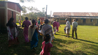 Action Plan at Tamulbari, Udalguri