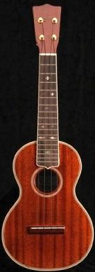 Takeshi Iwamoto Acoustic world style 3 soprano ukulele