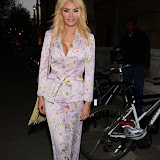 OIC - ENTSIMAGES.COM - Chloe Sims at the Oasis and Victoria & Albert Museum - collection launch party London 20th April 2015  Photo Mobis Photos/OIC 0203 174 1069