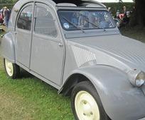 Citroën 1954 2 CV clignotant custode