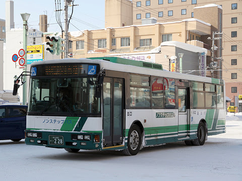 道北バス ・228