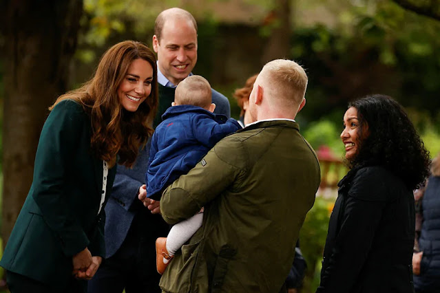 Prince William and Kate Middleton's Best Photos from Final Day of Scotland Tour