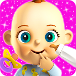 Talking Babsy Baby: Baby Games 10.5