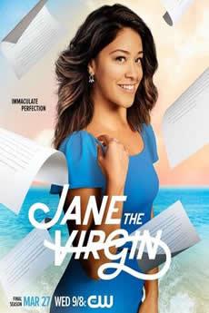 Baixar Série Jane A Virgem 5ª Temporada Torrent Grátis