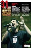 System of a Down está na nova edição da revista Kerrang!