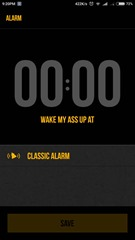 wake-my-ass-the-rock-clock