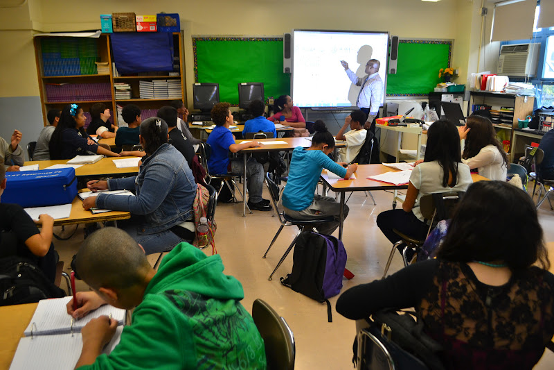 Riverdale / Kingsbridge Academy (Middle School / High School 141 ...