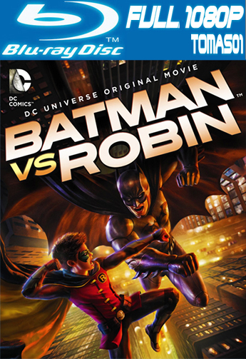 Batman Vs. Robin (2015) (BRRipFull 1080p) BDRip 1080p DTS