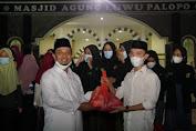 PLT Gubernur Sulsel Bersama IPML Gelar Aksi Ramadhan Berbagi