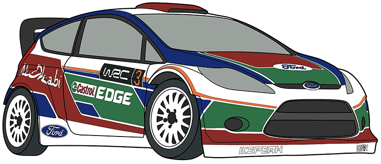 Coloring examples car coloring pages for Rally car coloring pages