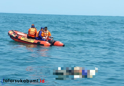 Diduga Terseret Arus, Jenazah Warga Sukabumi Ditemukan Mengambang di Banten