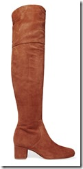 Sam Edelman Suede Over the Knee Boot