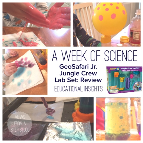 These at-home science experiments are perfect for early learners, and use materials and items that you would most likely have on hand at home!