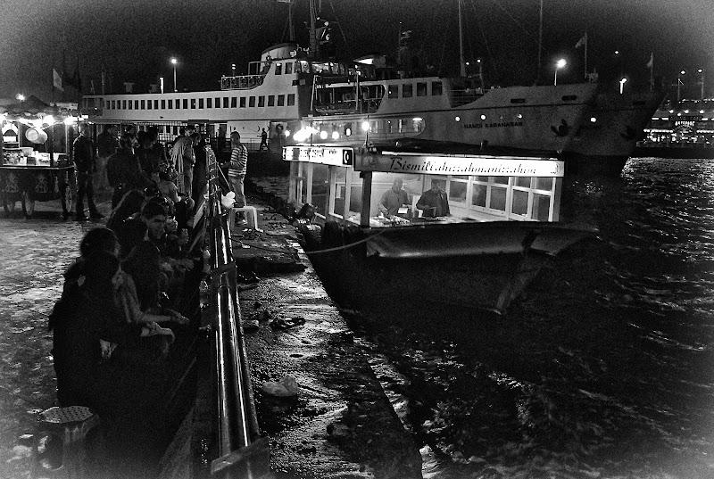 Istanbul di notte di Alessandra Alba