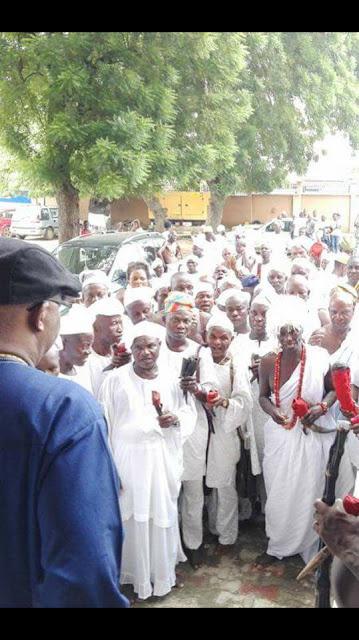 Native Doctors, Traditional Rulers Declare War On Badoo Group In Ikorodu.