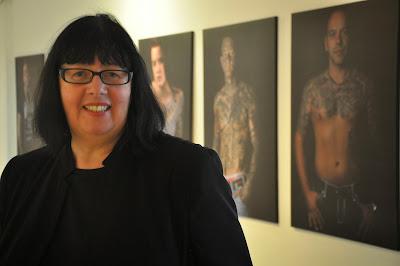 Künstlerin Susanne Schumacher