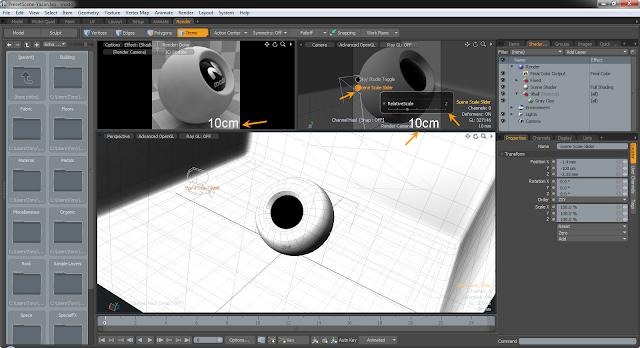การสร้าง Material Preset เก็บไว้ใช้งาน Modomat18