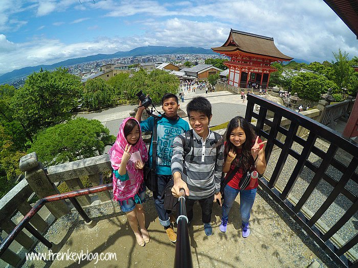 Check Point : Kiyomizudera Temple Completed