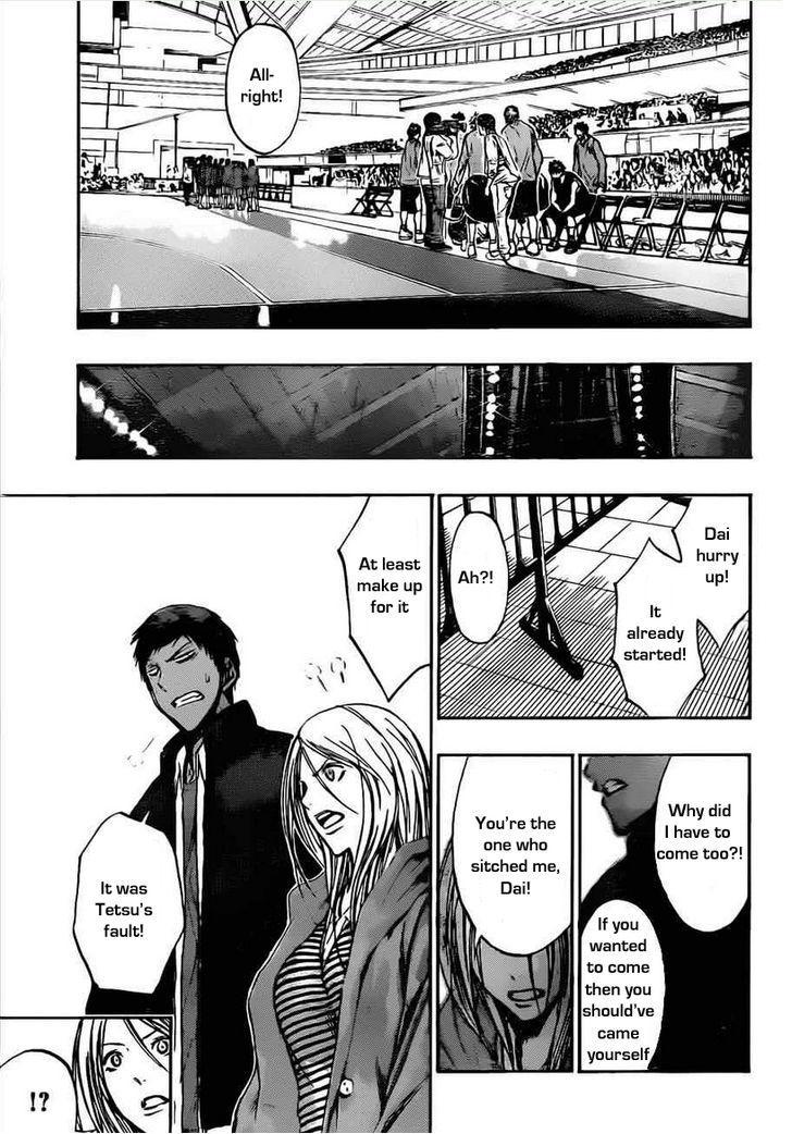 Kuroko no Basket Manga Chapter 148 - Image 05