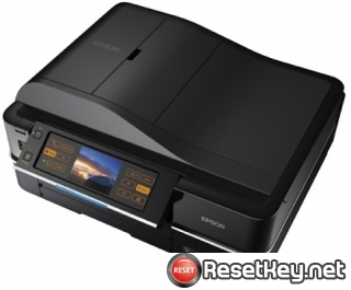 Reset Epson PX810FW printer Waste Ink Pads Counter